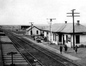 Ludlow, Colorado Railroad Station