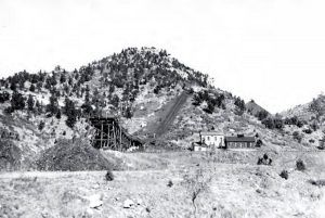 New Gardiner Mine, Gardiner, New Mexico
