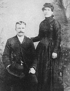 Port Stockton and his wife Emily.