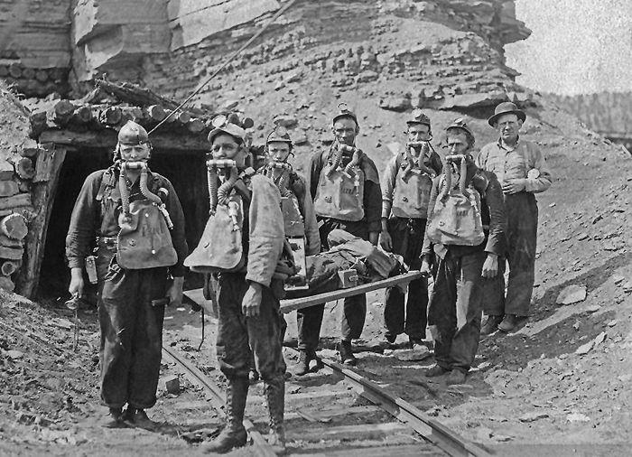 After the Primero, Colorado Mine Explosion