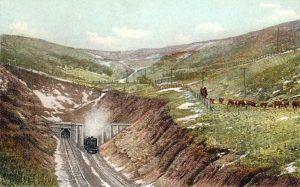 Raton Pass Railroad Tunnel