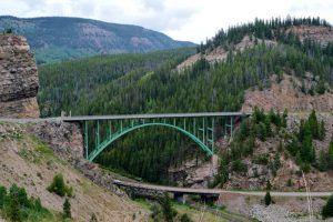 Red Cliff Bridge, Colorado by Kathy Weiser-Alexander