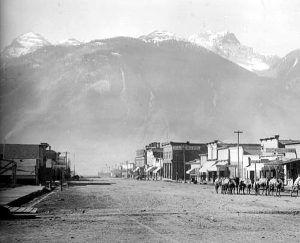 Silverton, Colorado, 1900.