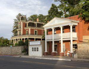 Trinidad, Colorado History Museum by Carol Highsmith, 2016.