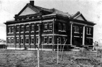 Old Vega Courthouse