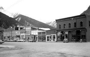 Greene Street Historic District, Silverton, Colorado by the Historic American Buildings Survey.
