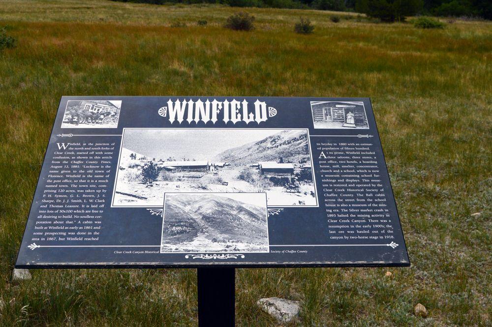 Winfield Colorado