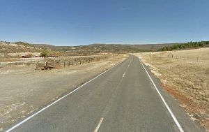 Yankee, New Mexico area, courtesy Google Maps
