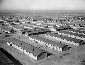 Amache Japaneze Internment Camp in Granada, Colorado