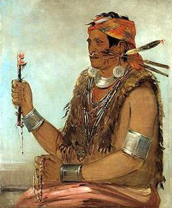 Absentee-Shawnee Indian