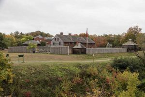 Fort Western, Augusta, Maine by Carol Highsmith