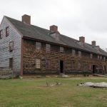 Fort Western, Augusta, Maine by Carol Highsmith