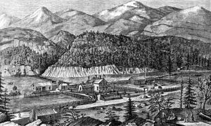 Capitol City, Colorado in 1880