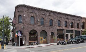 The 1892 Burns Bank Building, Durango, Colorado by Carol Highsmith.
