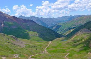 Engineer Pass on the Alpine Loop Backcountry Byway, by Robert Thigpen, Flickr