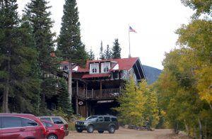 Baldpate Inn, Estes Park, Colorado by Kathy Weiser-Alexander.