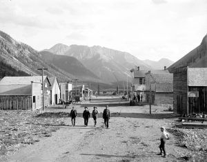 Eureka, Colorado by William Henry Jackson, 1900
