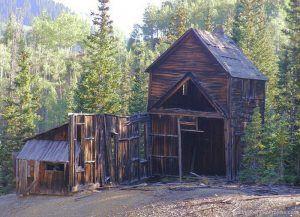 Guston, Colorado Mine by Mike Sinnwell, Rocky Mountain Profiles