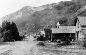 Ironton, Colorado, 1908, courtesy Denver Public Library