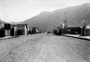 Ironton, Colorado about 1900, courtesy Denver Public Library