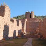 Jemez State Monument - Gisewatowa Pueblo Church Ruins by Kathy Weiser-Alexander