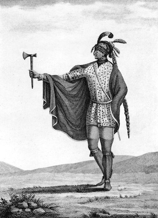 Kaskaskia Indian