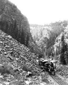 Lake City Branch of the Denver & Rio Grande Railroad