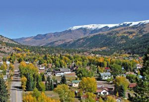 Lake City, Colorado View Today, courtesy Colorado.com