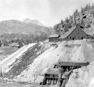 National Bell Mine by the Walker Art Studio, about 1938