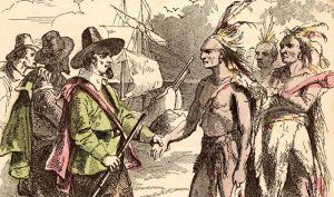 Early settlers and Native Americans
