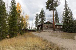Holzwarth Site, Rocky Mountain National by Carol Highsmith