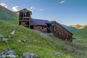 Sound Democrat Mill, courtesy Starbuck's Exploring