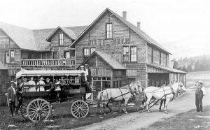 Sprague Lodge
