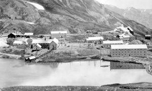 Sunnyside Mine and Lake Emma, Colorado