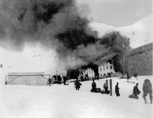 Sunnyside Mine Fire, 1919