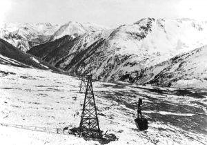 Sunnyside Mine Tramway