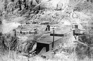 Ute-Ulay Mine, Henson, Colorado