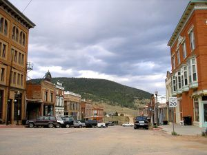 Victor, Colorado by Kathy Weiser-Alexander.