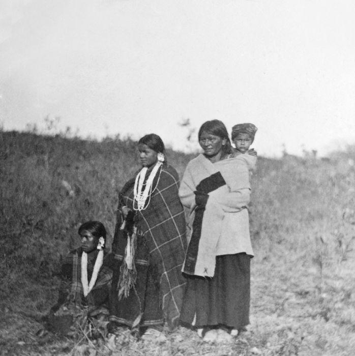 Winnebago Women about 1870