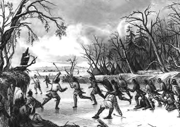 Abenaki Warfare