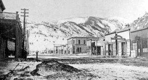 Historic Lake City, Colorado