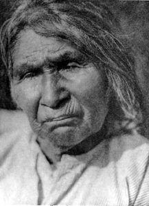 Achomawi Indian Woman