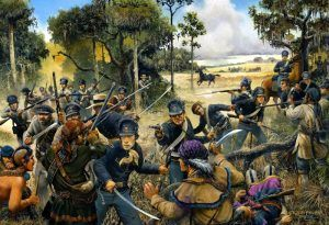 Battle of Micanopy, Florida