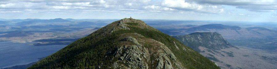 The Bigelow Preserve, Maine y Paul Mitchell, Appalachian Trail Conservancy