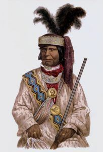 Seminole Chief Billy Bowlegs