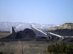 Carbon County Coal Mining today by Kathy Weiser-Alexander