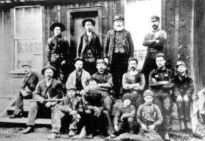 Castle Gate, Utah Miners
