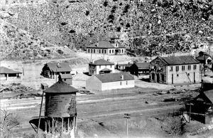 Castle Gate, Utah about 1916