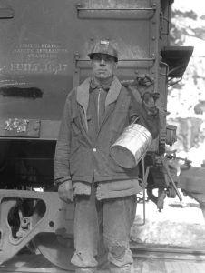 Consumers, Utah Miner, by Dorthea Lange 1936