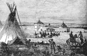 Dutch West India Company Trading Post, New York